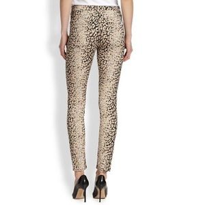 7 for all Man Kind leopard pants